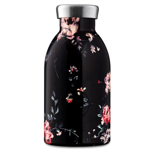 24 Bottles Ebony Rose Clima Bottle 0.33L