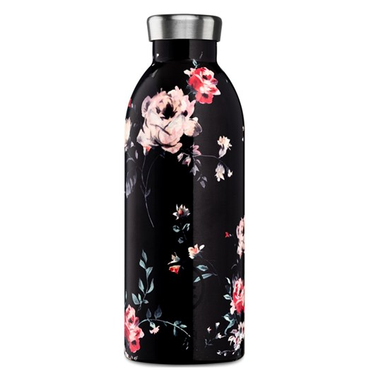 24 Bottles Ebony Rose Clima Bottle 0.5L