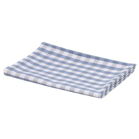 Kitchen Towel Check Blue