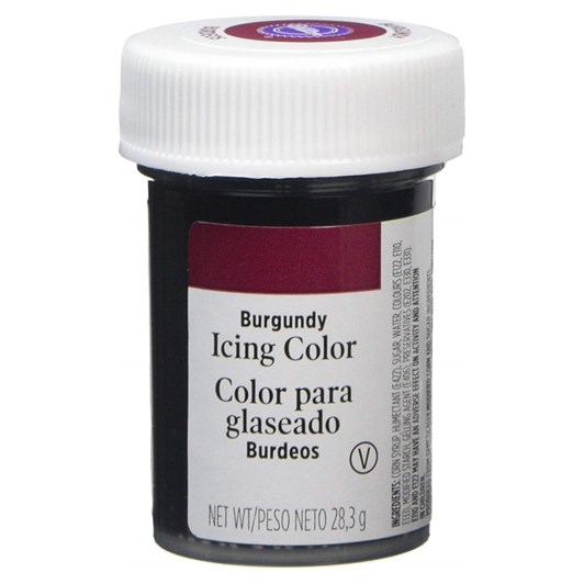 Wilton Icing Colour Burgundy