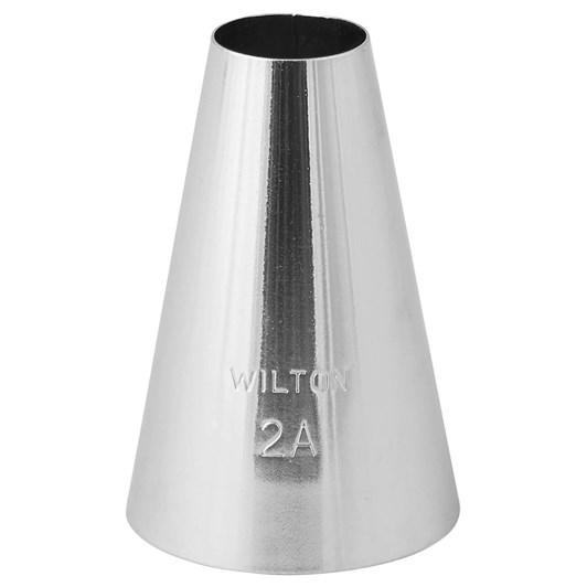 Wilton Large 2A Round Carded Decorating Tip