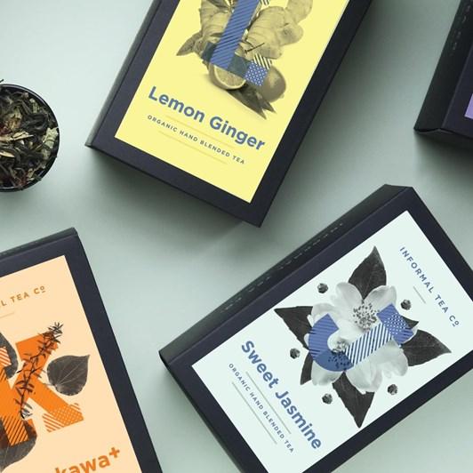 Informal Tea Co Lemon & Ginger Detox 50g