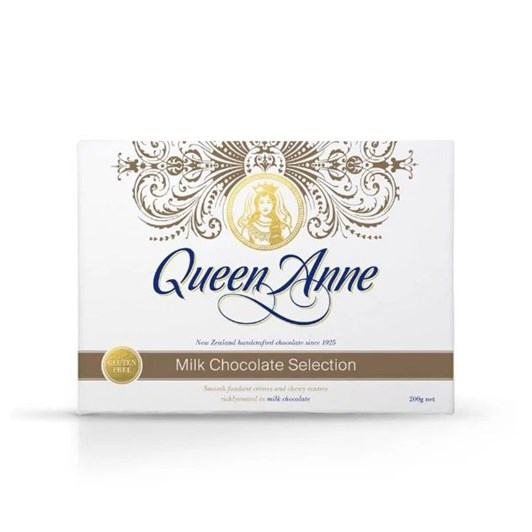 Queen Anne Milk Chocolate Selection
