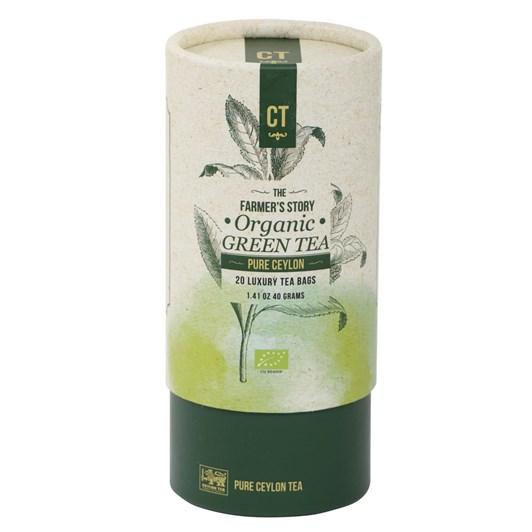 CT Organic Green Tea 40g