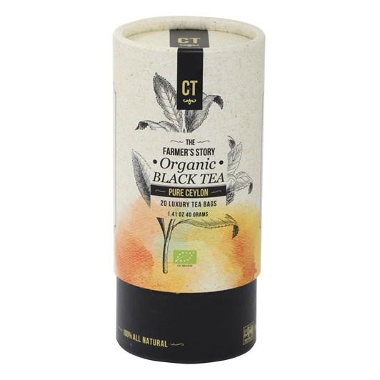 CT Organic Black Tea 40g
