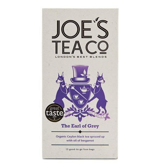 Joe's Tea Co. The Earl Of Grey 37.5G