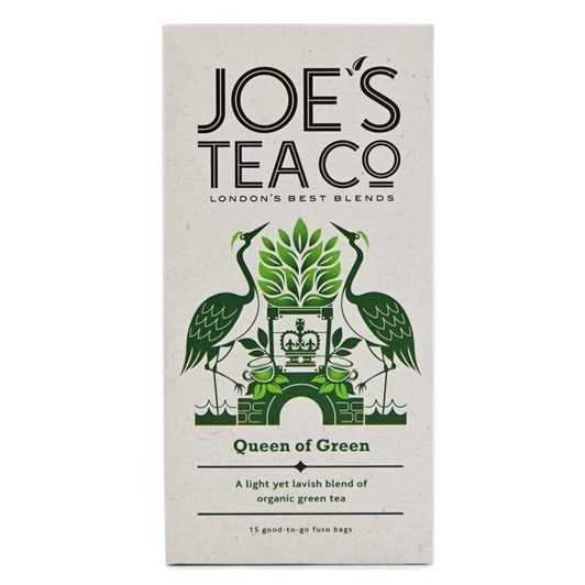 Joe's Tea Co. Queen Of Green 30G