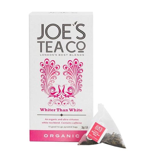 Joe's Tea Co. Whiter Than White 30G