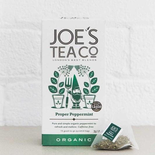 Joe's Tea Co. Proper Peppermint 30G