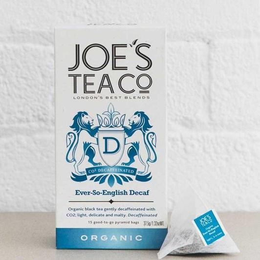 Joe's Tea Co. Ever-So-English Decaf 37.5G
