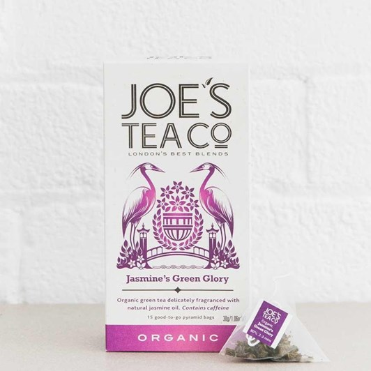 Joe's Tea Co. Jasmine's Green Glory 30G