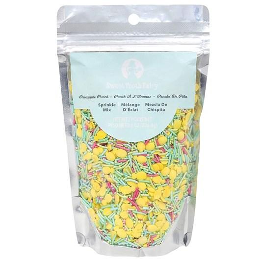 Sweet Tooth Fairy Pineapple Sprinkles 225g