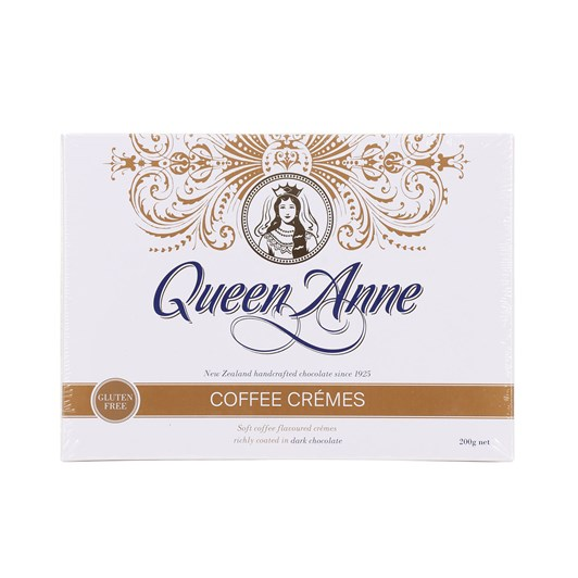 Queen Anne Dark Chocolate Coffee Cremes - 200gm