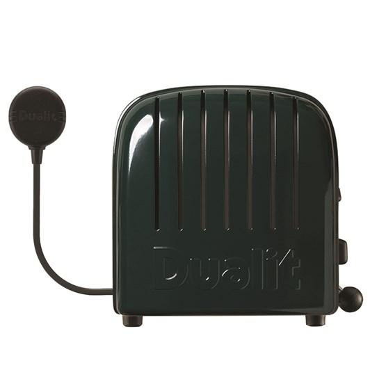 Dualit 2 Slice Toaster - Polished Evergreen