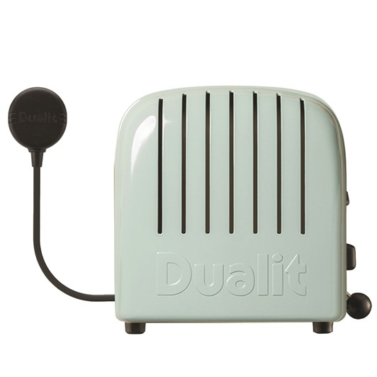Dualit 2 Slice Toaster - Polished Eucalyptus