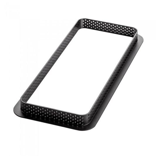 Silikomart Kit Tarte Nouvelle Vague Set Rectangular Ring + Silicone Mat