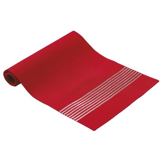 Ladelle All That Glitters Red Placemat