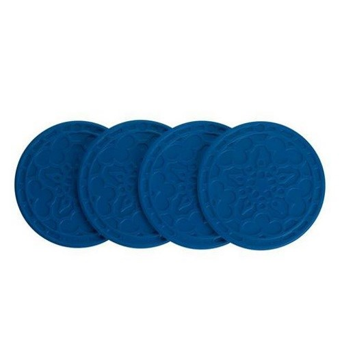Le Creuset Heritage Coasters - Set of 4