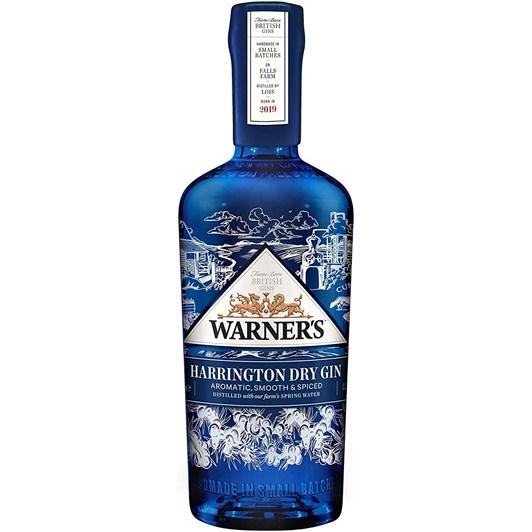 Warner's London Dry Gin 40% 700ml