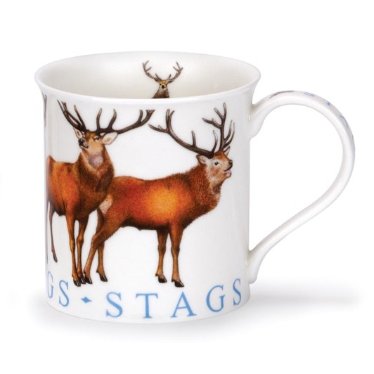 Dunoon Stags Mug