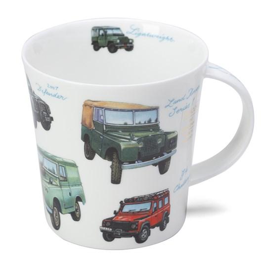 Dunoon Classic Landrovers Mug