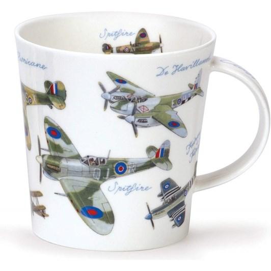 Dunoon Classic Planes Mug