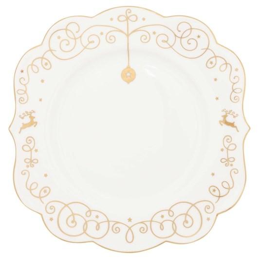 Pip Studio Plate Royal Christmas 17cm