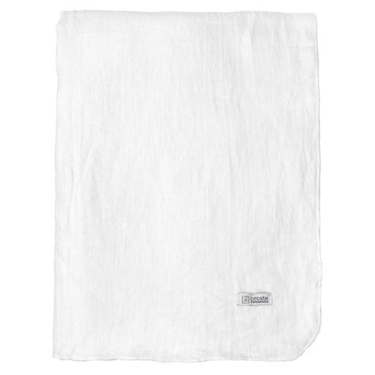 Broste Tablecloth Pure White 160x200