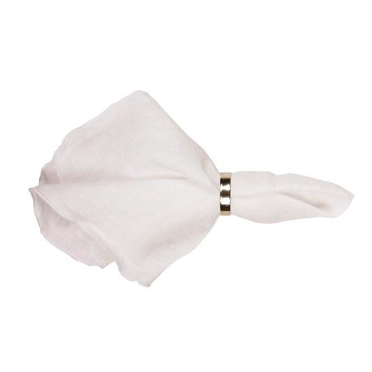 Broste Napkin Gracie Eco Linen White