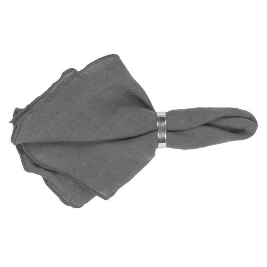 Broste Napkin Gracie Eco Linen Grey