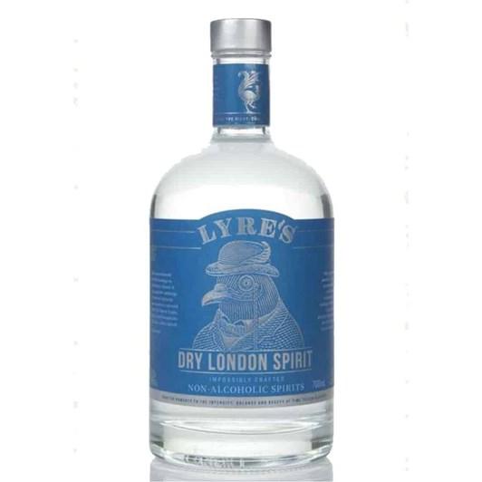 Lyre's London Dry Non Alcoholic Spirit 700ml