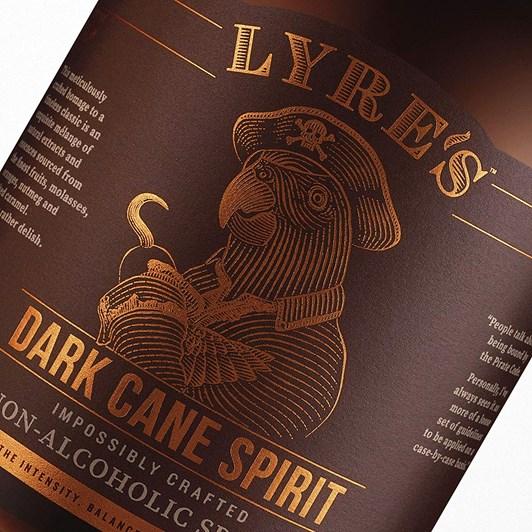 Lyre's Dark Cane Non Alcoholic Spirit 700ml