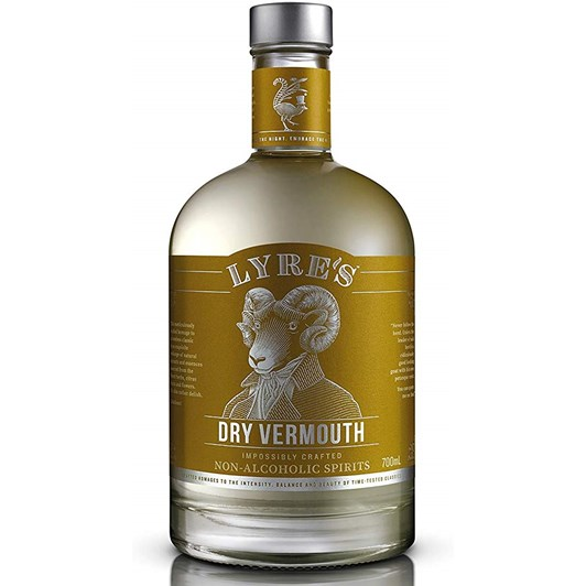 Lyre's Dry Vermouth Non Alcoholic 700ml
