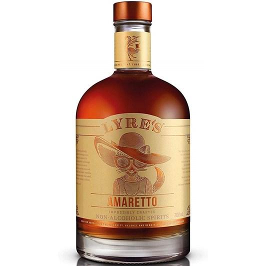 Lyre's Amaretto Non Alcoholic Liqueur 700ml