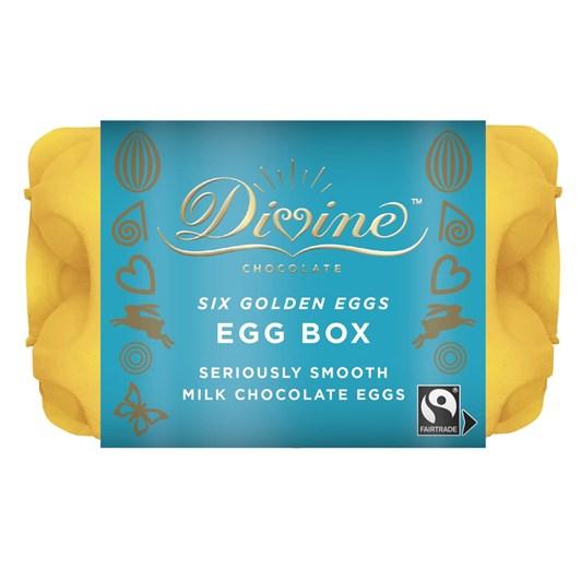Divine Milk Easter Box 120g