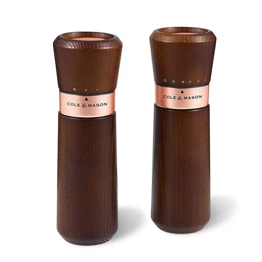 Cole & Mason Lyndhurst Chestnut Inverta Gift Set 185mm