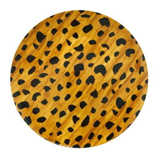 Fabienne Chapot Cheetah Spots Breakfast Plate 21.5cm