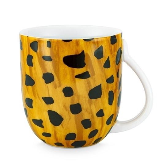 Fabienne Chapot Large Cheetah Spots Mug 400ml