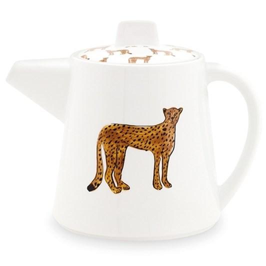 Fabienne Chapot Large Cheetah Teapot 1000ml
