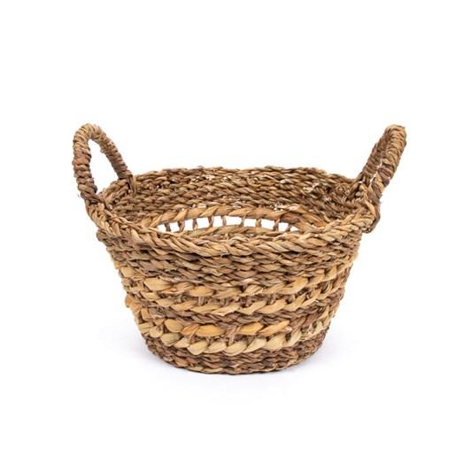 Trade Aid Hogla Round Bowl