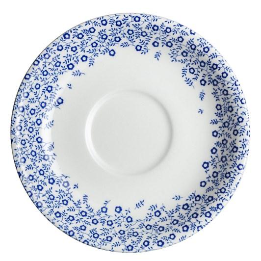Burleigh Dark Blue Felicity Accent Saucer
