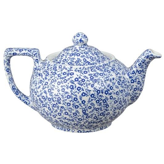 Burleigh Dark Blue Felicity Teapot Small 400ml