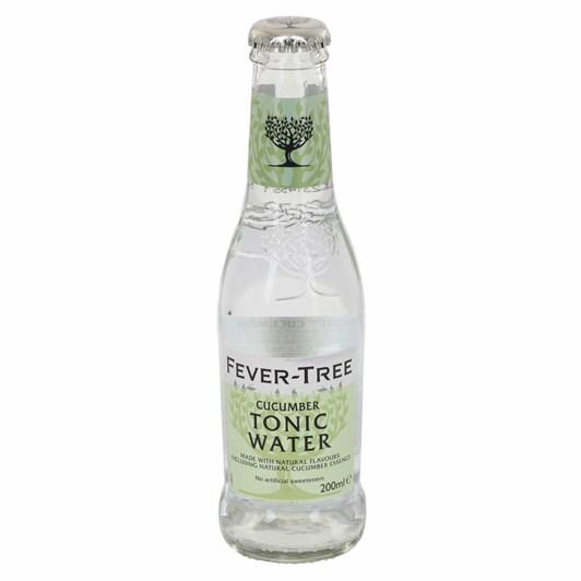 Fever Tree Light Cucumber Tonic Water 200ml