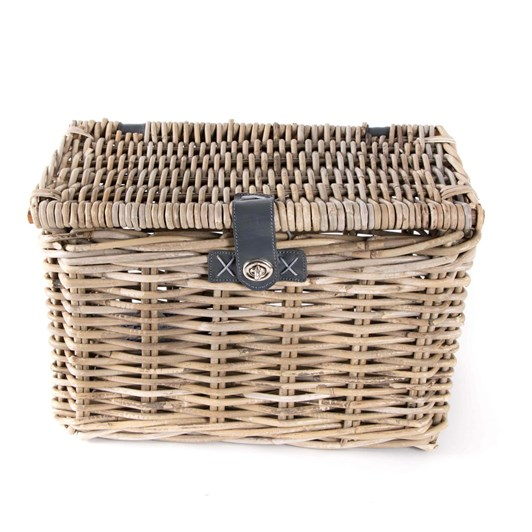 Trade Aid Picnic Basket with Lid