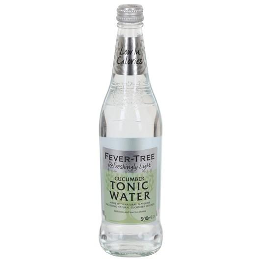 Fever Tree Cucumber Tonic 500ml