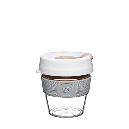 Keepcup Clear Edition 08Oz Nimbus