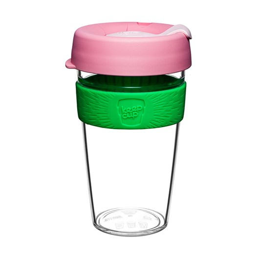 Keepcup Clear Edition 16Oz Willow