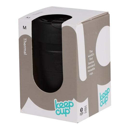 Keepcup Thermal 12Oz Black