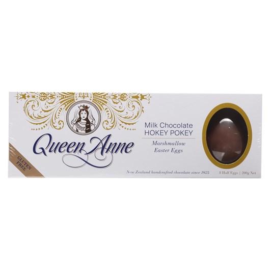 Queen Anne Hokey Pokey Milk Chocolate Egg 200g