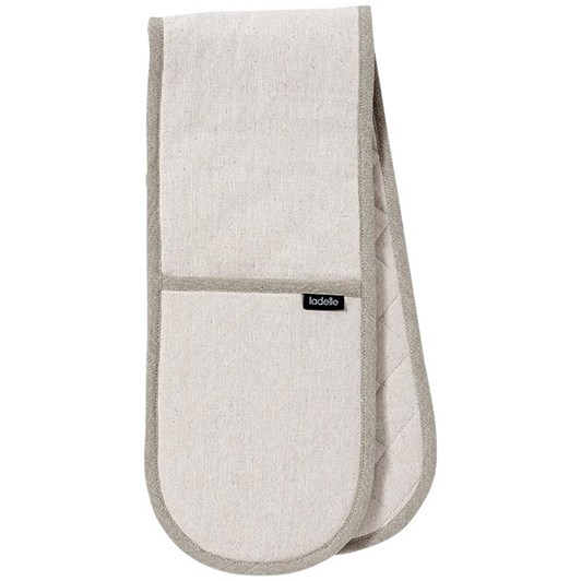 Ladelle Eco Recycled Double Oven Mitt